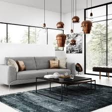 Design Interiors by Bardzo Fajna Sofa Bo Concept Fargo Pomysły Pinterest Bo