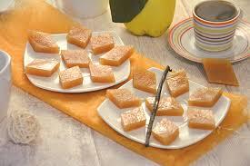 cuisiner des coings pâte de coings à la vanille au fil du thym