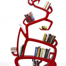storage stunning creative bookcases for the anti mainstream wall