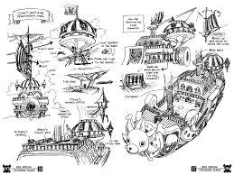 One Piece Map Thousand Sunny One Piece Pinterest Manga Anime And Geek Stuff