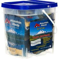 best dehydrated freeze dried emergency food for preppers