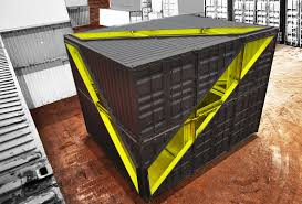 o a strategies and architecture project temporary shipping whitney studio shipping container installation lot ek architecture design the superslice architectural design architecture