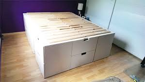 ikea storage bed hack ikea bed hack good expedit storage bed with ikea bed hack mommo