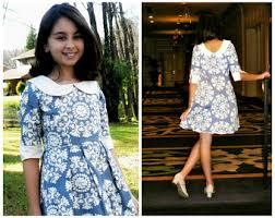teen ladies party dress pdf sewing pattern the vivienne