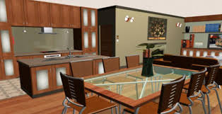 free 3d kitchen design software download tag for modern 3d small kitchen design the modern kitchen