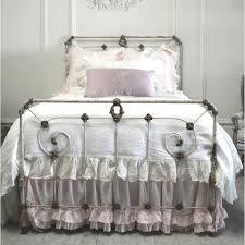 White Ruffle Bed Skirt White Ruffle Bed Skirt Unique And Original Diy Ruffle Bed Skirt