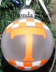 Of Tennessee Ornaments Of Tennessee Vols Ut 1 1 2 Ornament By Thisausomelife