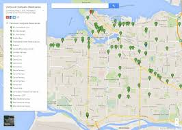 Map Vancouver Canada by Map The Definitive Guide To Vancouver U0027s Medicinal Marijuana