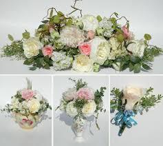 wedding flowers glasgow silk wedding flowers glasgow artificial real touch pink white