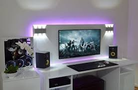 Best Pc Gaming Setup by Awesome Gaming Pc Setup Best Gaming Pc Setup Rate This Setup