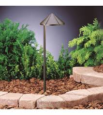 Kichler Led Landscape Lighting by Kichler 15815azt Kichler Lighting Outdoor Led 3 Light Landscape