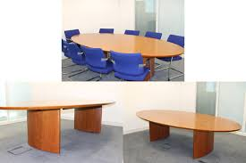 Sven Boardroom Table Office Clearance Wiltshire Sven Christiansen