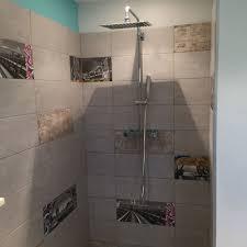 banc beton cire beton ciré salle de bain prix m peinture etanche salle de bain