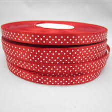 polka dot ribbon new 10 yards 3 8 9mm bulk polka dot ribbon satin craft