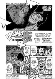 hajime no ippo hajime no ippo 849 read hajime no ippo 849 online page 1