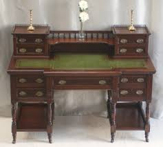 writing desk with drawers victorian writing desk lots of drawers and places to put books i