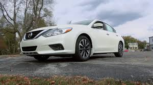 nissan altima zero gravity seats review 2017 nissan altima features review youtube