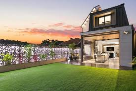 contemporary two story house in chiswick australia by base