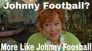 Johnny Football Meme - 31 best memes of johnny manziel getting destroyed by the cincinnati