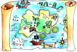 treasure map clipart dreaming cliparts treasure free clip free clip