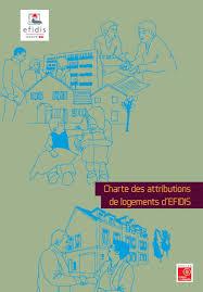 efidis siege social charte des attributions de logements d efidis pdf