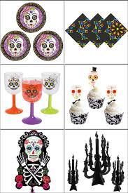 must have halloween party decorations via blossom