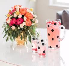 wedding registry secrets from bed bath amp beyond wedding registry must have kate spade new york all in good taste deco dot pitcher