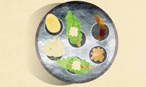 seder meal plate the seder plate ingredients and order of placement chabad org