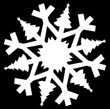 christmas themed snowflake templates holidappy