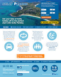 scilly parking brain aided design