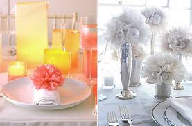 Inexpensive Wedding Centerpiece Ideas Pink And White Wedding Flowers Arranged In Stunning Diy Centerpieces
