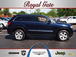 2014 blue jeep grand cherokee 2012 true blue pearl jeep grand cherokee laredo x package 4x4