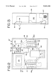 patent us5842188 unattended automated system for selling and
