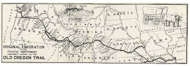 map of oregon country 1846 the oregon country sons and daughters of oregon pioneers