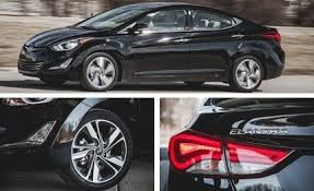 reviews on hyundai elantra 2014 2014 hyundai elantra sedan test review car and driver