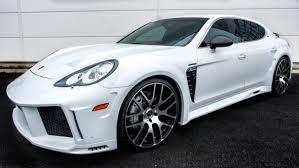 2007 Porsche Panamera Porsche Panamera Onyx Gst Edition 4 Images Porsche Panamera Onyx