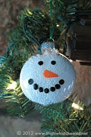 20 idee per realizzare dei fantastici decori pupazzi di neve