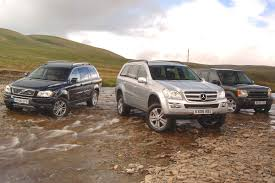xc90 vs lexus mercedes gl500 v volvo xc90 v land rover discovery auto express