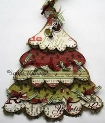 german tree christmas card mumscards