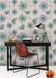 woodland pattern wallpaper self adhesive peel and stick