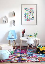 Ikea Halved Rug by Brillante Design 10 Stylish Ways To Bring In Colour To Your