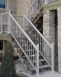 Patio Handrails by Used Wrought Iron Stair Railing Used Wrought Iron Stair Railing