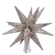 moravian tree topper christmas tree toppers birch