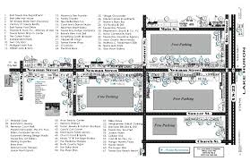 grove city outlet map shopping tawas bay