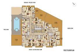 Floor Plans Riah Towers Dubai Culture Village