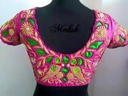 boutique blouses 10 trendy chic bridal blouses you can get from moksh designer