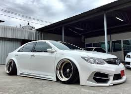 stanced toyota camry images tagged with acv50 on instagram