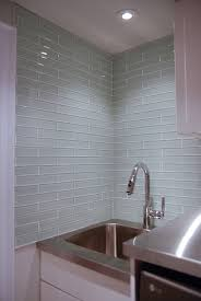 tiles backsplash white cabinets backsplash white glass wall tile