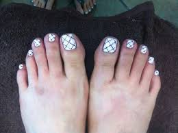 Toe And Nail Designs Easy And Toe Nail Designs Nail Designs For You