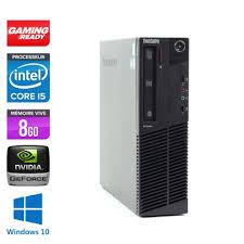 pc bureau intel i5 ordinateur bureau d occasion pas cher occasion et reconditionné